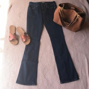 Lucky Brand Leyla Boot Jeans